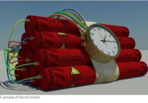 Boko Haram bomb timers Discovered