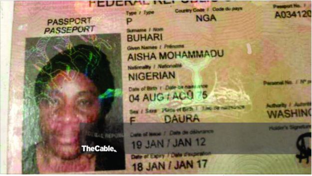 2016-06-23 04_34_09-EXCLUSIVE_ Aisha Buhari unveiled… but is she the president's wife, daughter or a