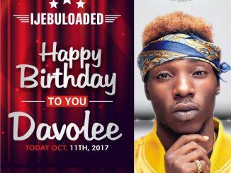 Davolee - Birthday Freestyle