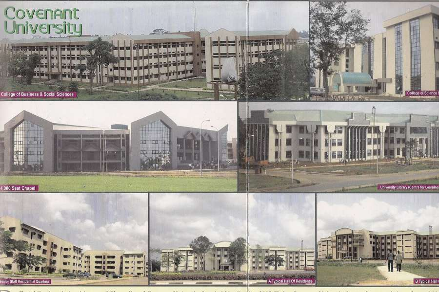 Image result for covenant university ranked 700 best university in the world