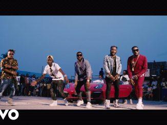 D'banj ft. Slimcase, Mr Real – 'Issa Banger' Video