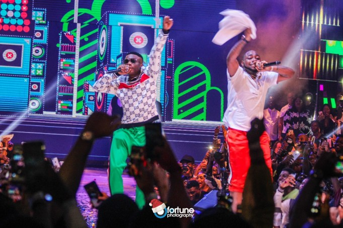 Why I Lied To Eko Hotel About The Number Of Attendants Of 30B Concert - Davido