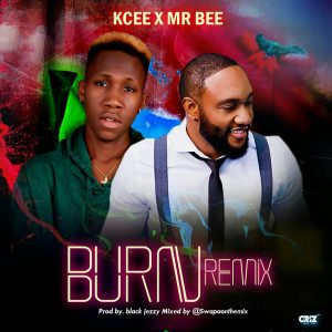 Kcee x Mr Bee - Burn (Remix)