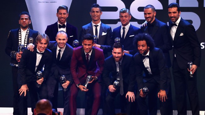 FIFA's Best Awards to return to London in September. Voting to open July 23