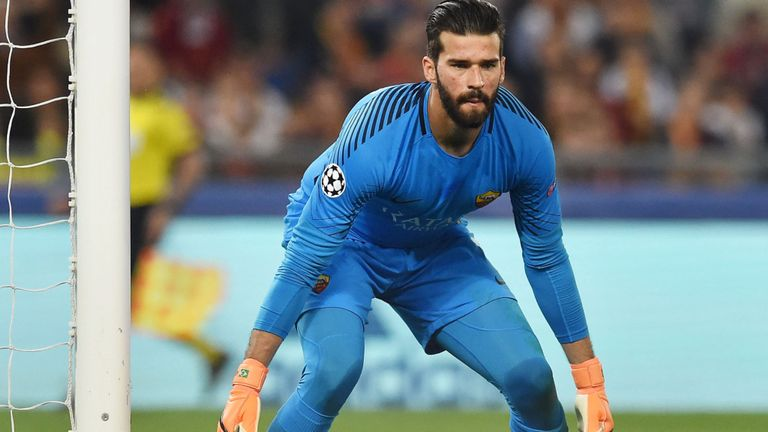 Liverpool Completes £67 Million Alisson Deal