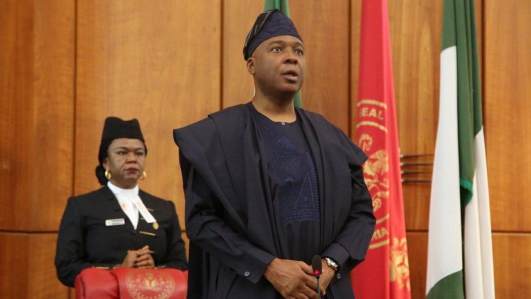 I Will Never Step Down As Senate President - Bukola Saraki Vows