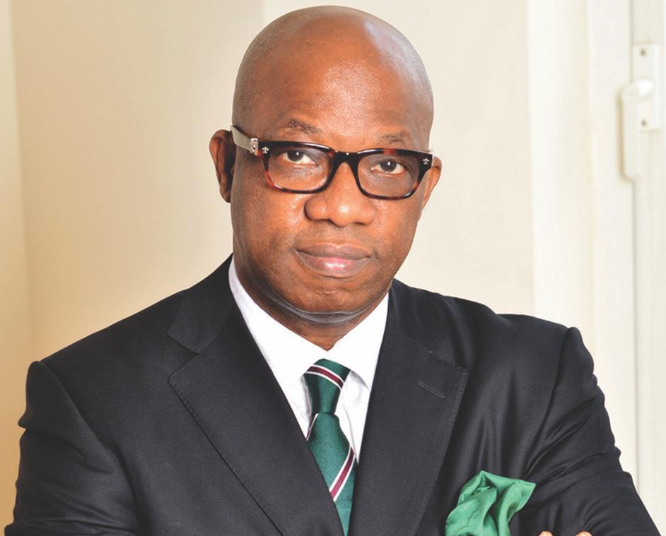 APC NWC Panel Declares Dapo Abiodun Winner Of Ogun Governorship Primaries