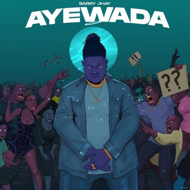 arry Jhay - Ayewada
